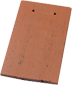 Pontigny Plain Tile Aleonard Natural Red