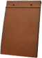Plain Tile Smooth Toscana Engobe